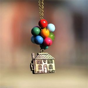 Up House of Love Balloon Necklace B7